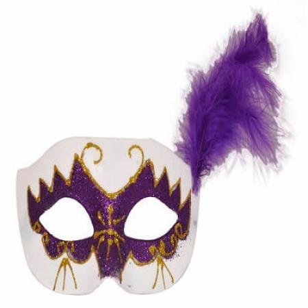 Glittery-Eye-Mask-with-Feathers-Purple_702546