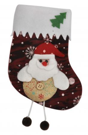 Christmas Snowfall Santa Stockings Small_702599A