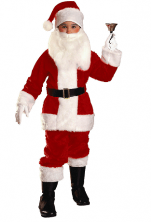 Santa Dress_702602A
