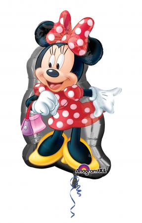 """Minnie Mouse Full Body Balloons 32"""" P38-0"""
