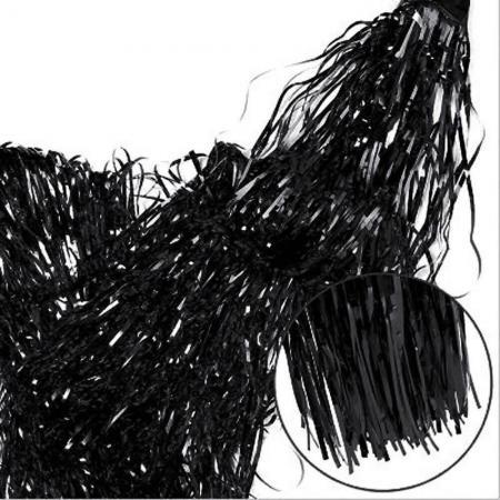 Foil Curtain Black_702705_Image 1