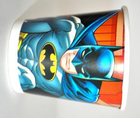 Batman Cups - 10CT-0