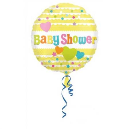 """Baby Shower Balloons 18""""-0"""