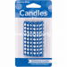 True Blue Dots Cake Candle - 12PC-10389