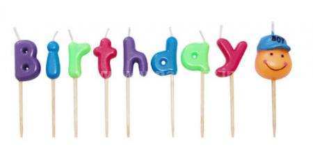 Birthday Boy Candle-0
