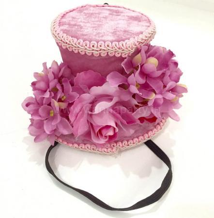 Fancy Hat Fascinator-0