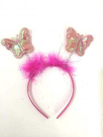 Butterfly Shaped Headband-0