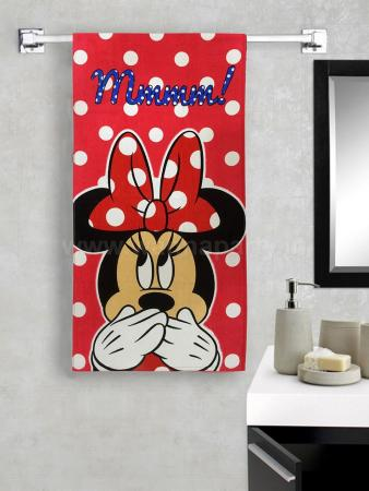 Minnie Mouse Bath Towel-0