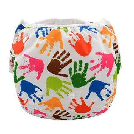 Little Hands Swim Diaper-0