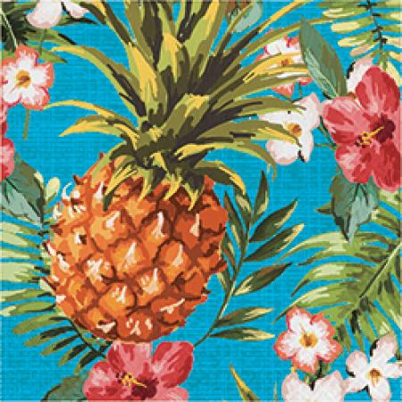 Aloha Hawaiian Paper Napkins - 16PC-0
