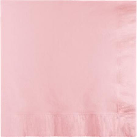 Classic Pink Lunch Napkins - 50PC-0